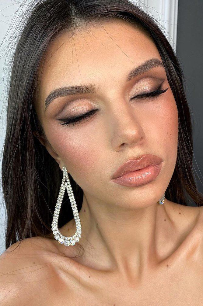 Spellbinding Bridesmaid Makeup For Every Woman | W