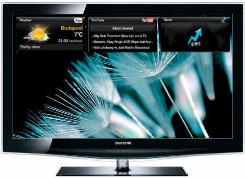 Samsung Le 40 B 650 101 6 Cm 40 Zoll 16 9 Full Hd Crystal Tv Lcd Fernseher Integrierter Dvb T Dvb C Tuner 100hz 4x Hdmi 2x Usb V Budapest Samsung German
