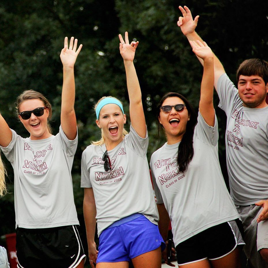 It's exactly ONE month until our new students move in! We