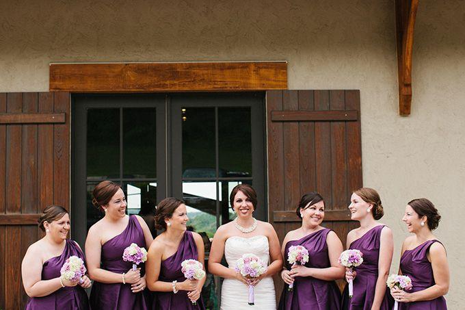 紫ブライド カレットスタジオ写真