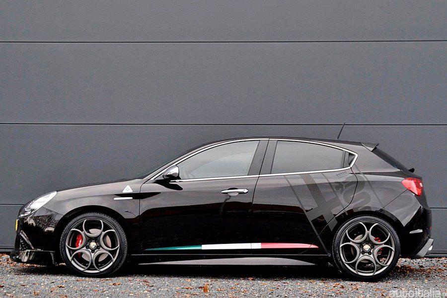 Alfa Romeo Giulietta Alfa Romeo Alfas Superdeportivos