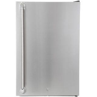 Blaze Stainless Steel 46 CU Fridge Door Upgrade Kit Mini Friage