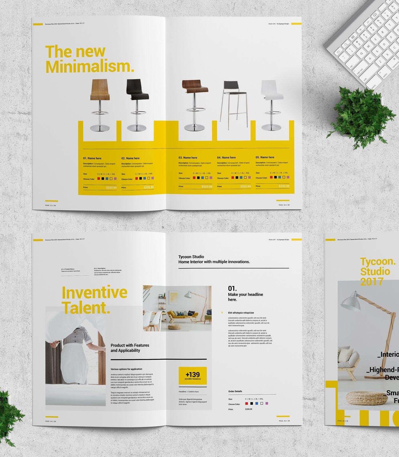 Product Catalog Brochure Template Coreldraw Alfaera Coreldraw Graphic Design Templates Brochure Template Product Catalog Template Graphic Design Templates