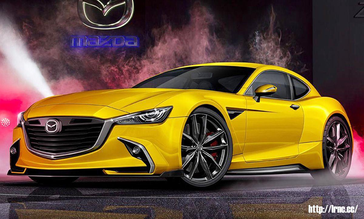 Mazda Rx 9 2020 Neue Fotos Vom Rx Vision Gt3 Autozeitung De Mazda Auto Neuheiten Autozeitung