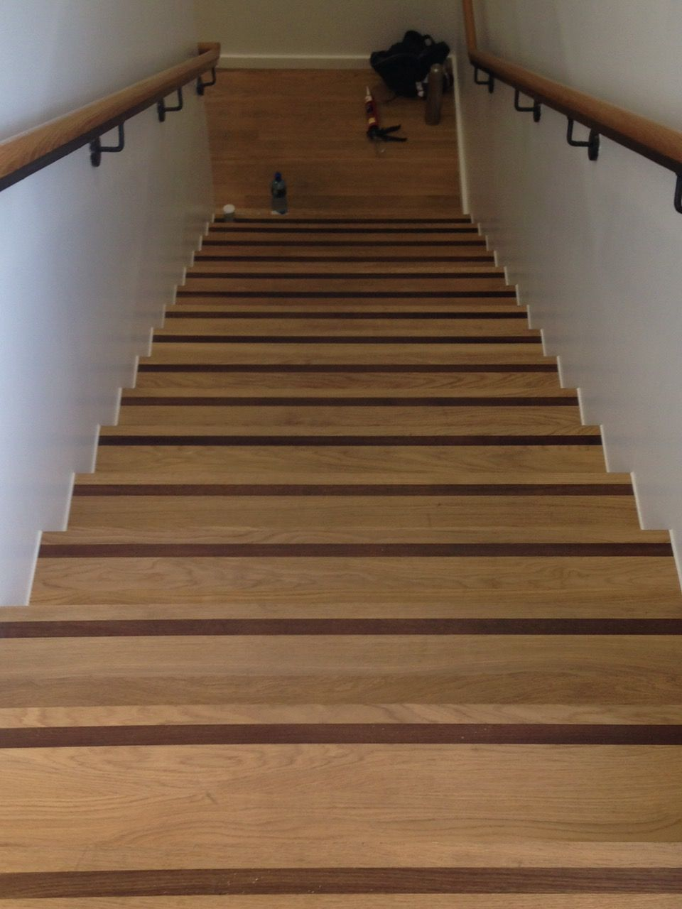 Best Solid Oak Wood Stairs Produced And Fitted By Tomson Floors 400 x 300