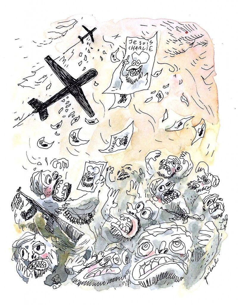 Charlie #jesuischarlie #CharlieHebdo