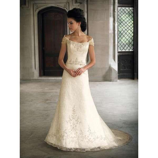 The Best Wedding Dress Styles For Skinny Women