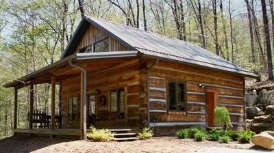 Bon Antler Log Cabin Rentals. Southern Indiana. Mike And I Have Reservations