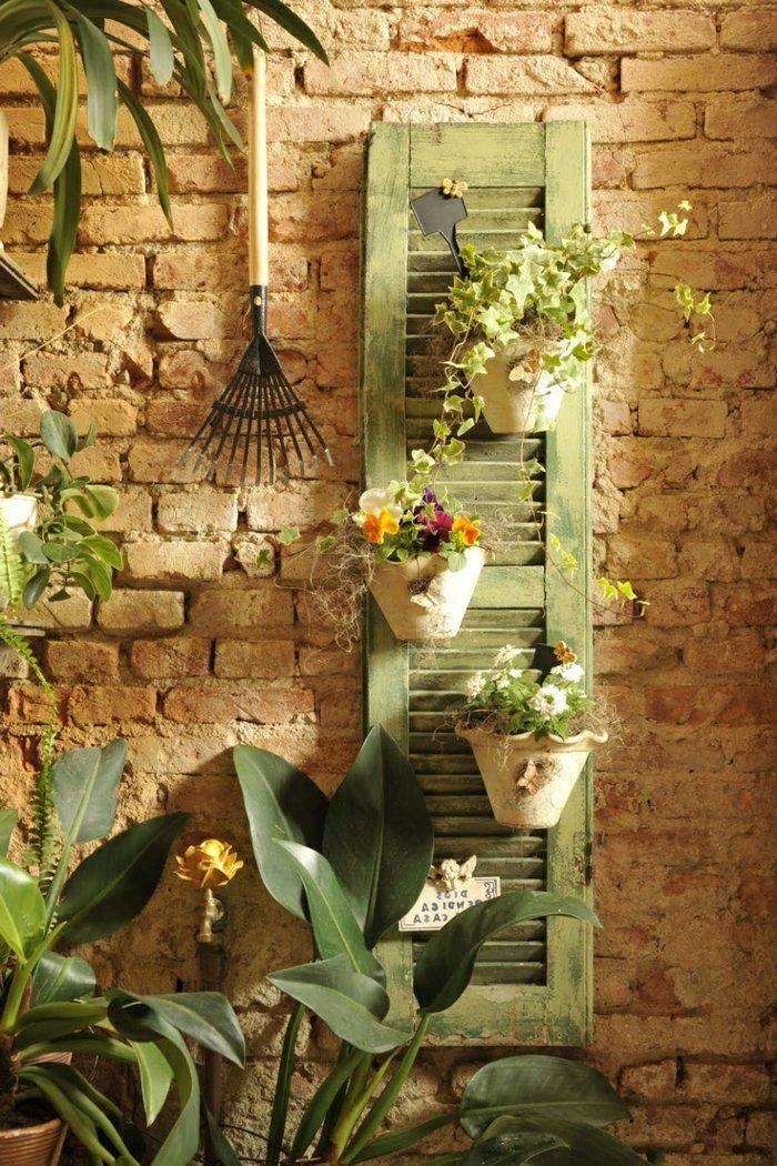 Gartenideen Alte Gegenstände Wiederverwenden | Garten | Pinterest