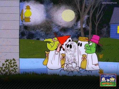 1600x900px Free Peanuts Desktop Wallpaper Wallpapersafari Charlie Brown Halloween Peanuts Halloween Halloween Fun