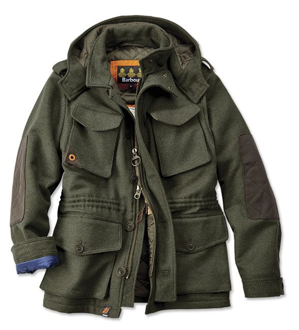 Barbour® Kemble Wool Jacket | Jackets, Barbour jacket ...