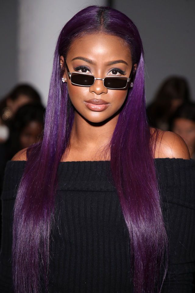 Best Hair Color Ideas To Start Off 2020 With A Fresh Look Hair Color For Dark Skin Cool Hair Color Hair Color For Dark Skin Tone