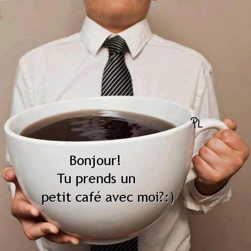 anniversaire un cafe avec