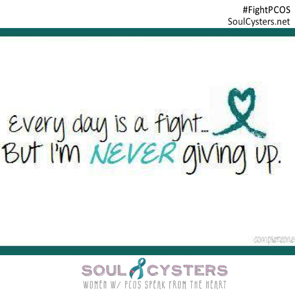 Pcos Message Board Pcos Awareness Pcos Awareness Month Pcos Quotes