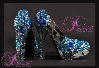 Sea High Heels Love love love them!!
