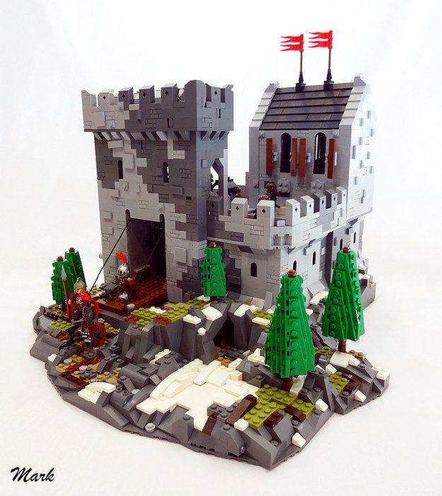 the northern bears new castle httpwwwbrothers brickcom