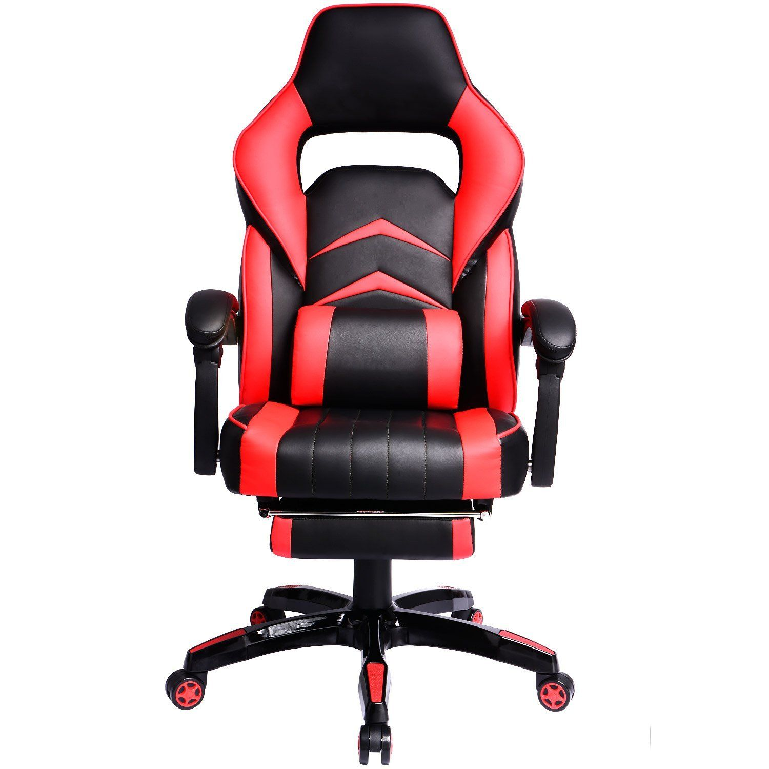 Gaming Chair Racing Style Office Adjustable Ergonomic