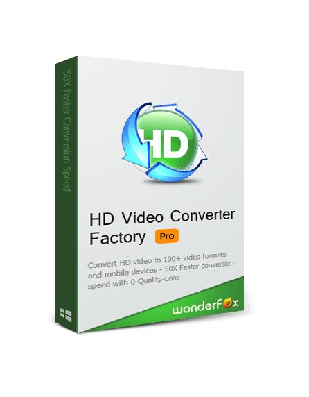 Resultado de imagen de HD Video Converter Factory Pro