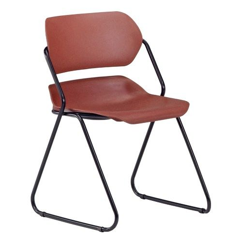 4 New Ofm 202 Stackable Stack Chairs