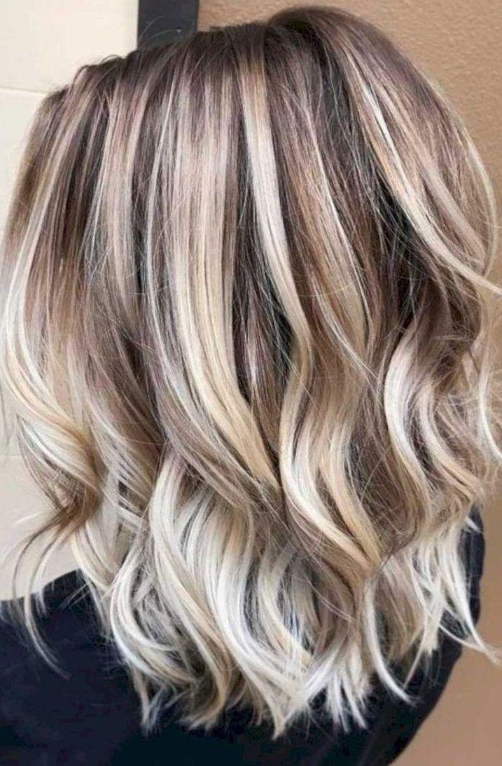 45 Latest Hair Color Styles Lassen Sie Heute Fur 2019 Inspire 45 Neue Cool Blonde Hair Hair Styles Blonde Hair Shades