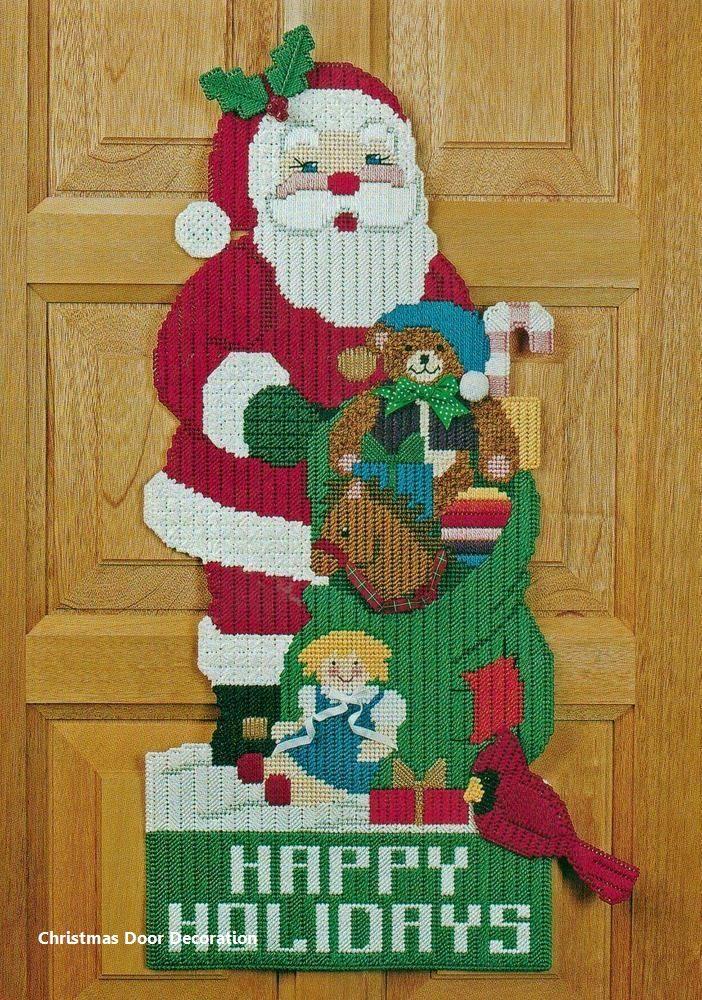 Christmas Door Decoration 2020