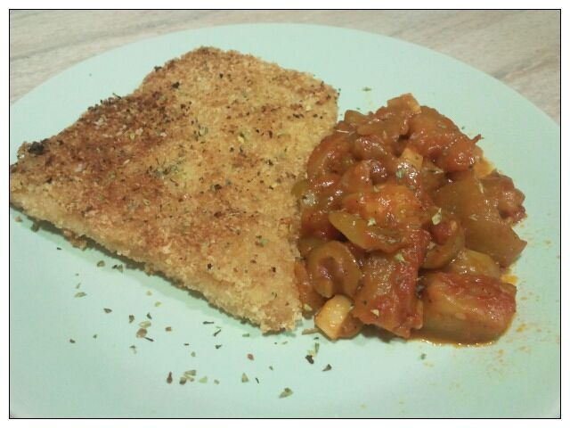 GastroCenicienta: Milanesas de Soja