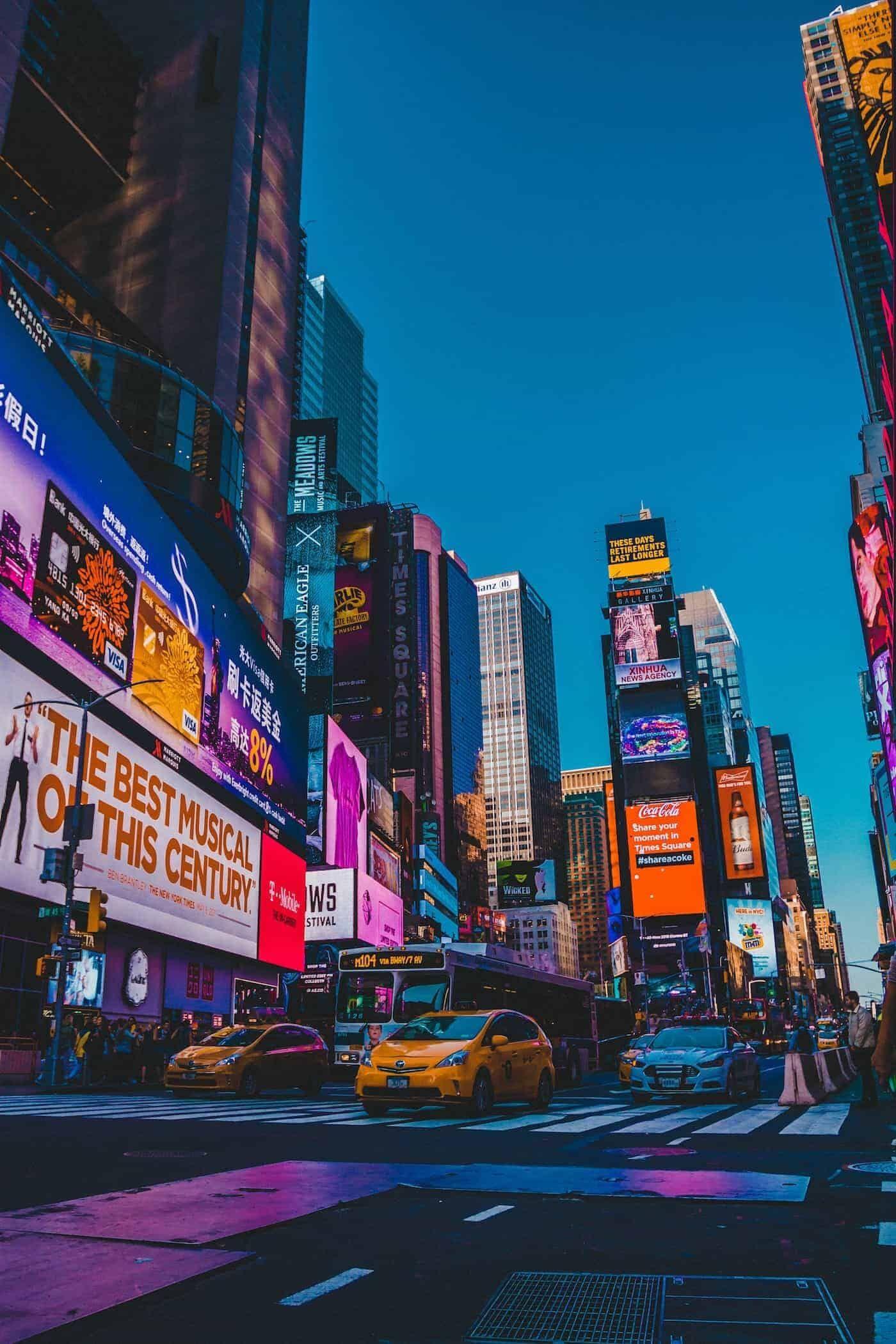 Top 10 Photo Spots In New York City New York Wallpaper New York City Travel City Landscape
