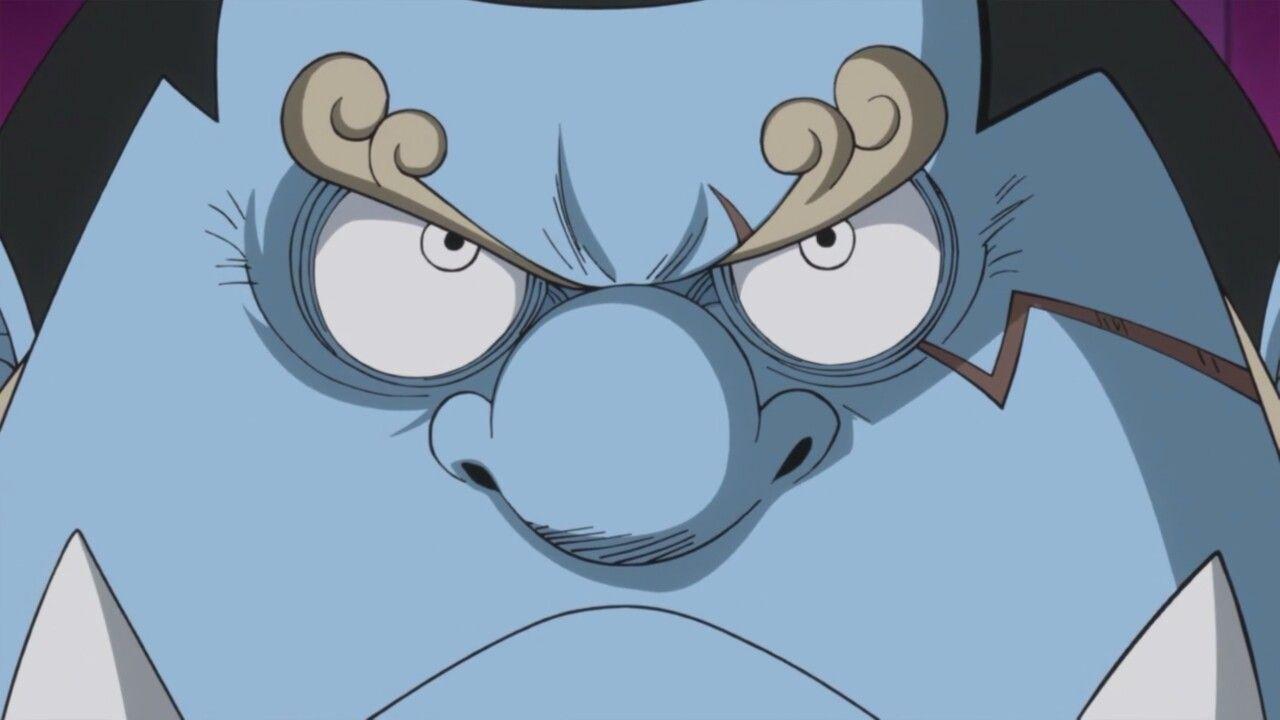 Jinbei Jinbe Jimbei - One Piece Episode 790/One Piece ...