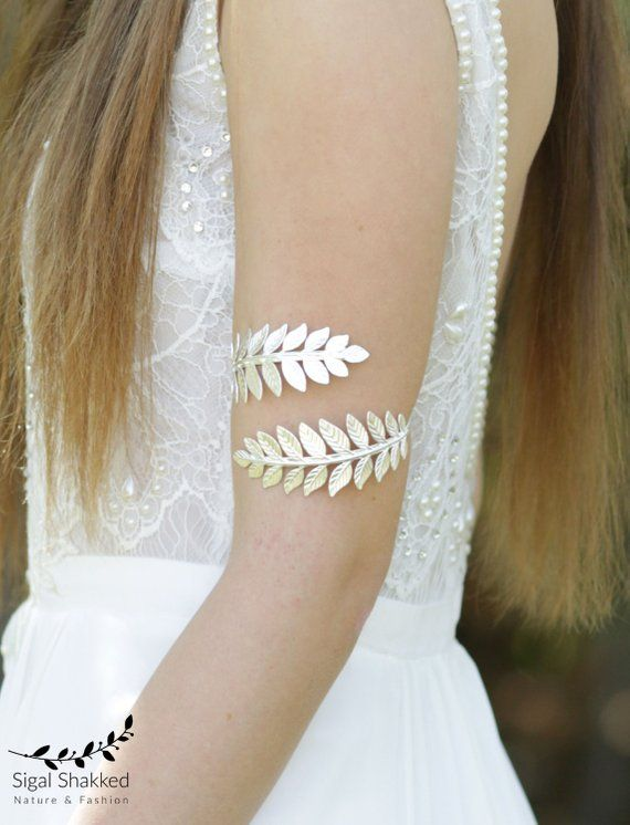 Upper Arm Cuff Bracelet 31f528355465