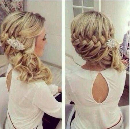 Peinados para fotos de boda – Vestidos de novia – Peinados de boda – Decoración del hogar – Modelos de diamantes