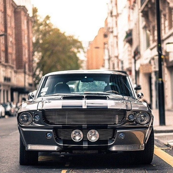 1967 Ford Mustang Shelby Gt500 Via Mustang Cars 0061