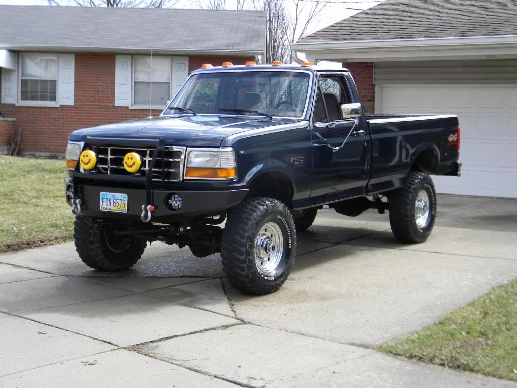 Regular cab obs pics page 50 powerstrokenation ford powerstroke diesel forum