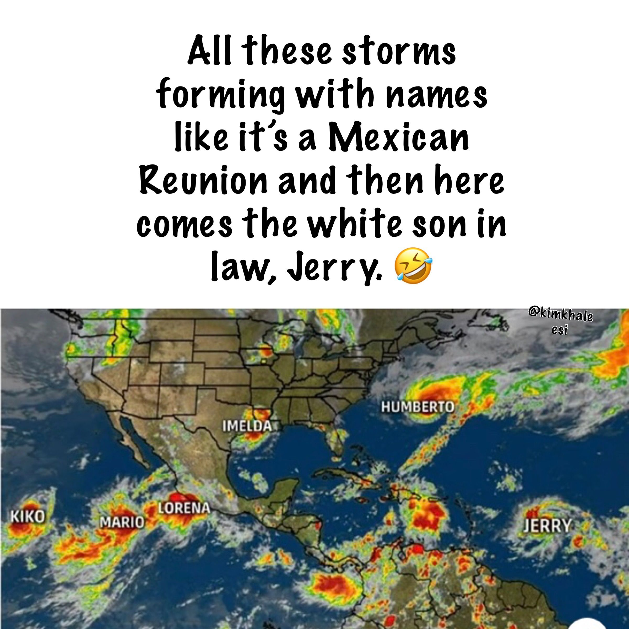 Jerry Storm Meme Real Talk Quotes Storm Chasing Nature Photography