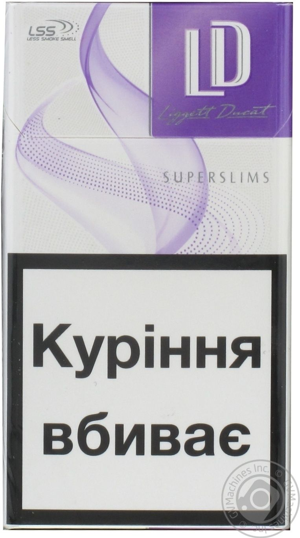 Сигареты ld купить купить табак вирджиния для сигарет в перми