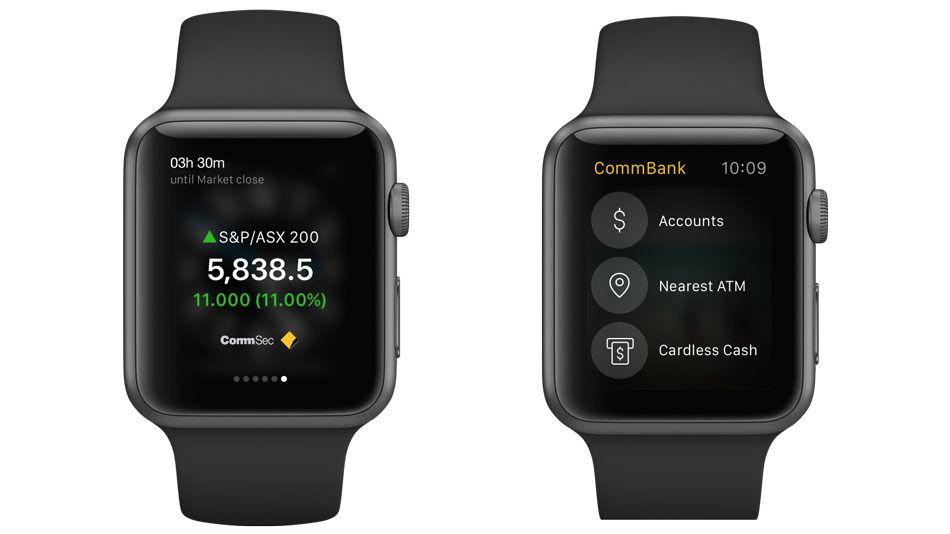 Move money from your wrist with CommBank's new smart watch