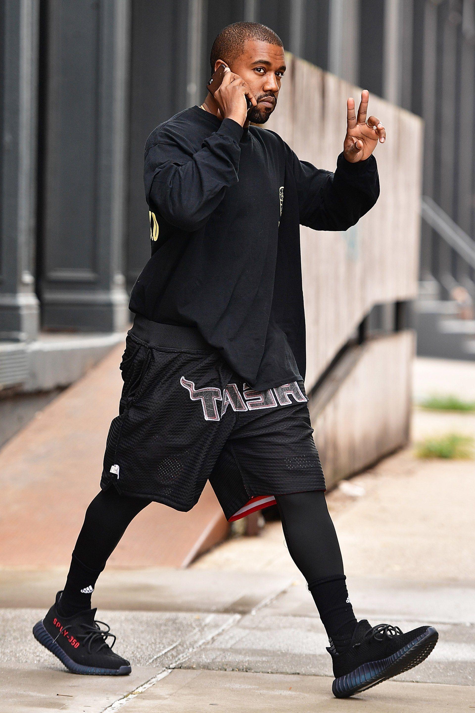save off 2b4c6 ce0dd A Kanye-level collection of the rapper producer designer twitter legend s  best kits.