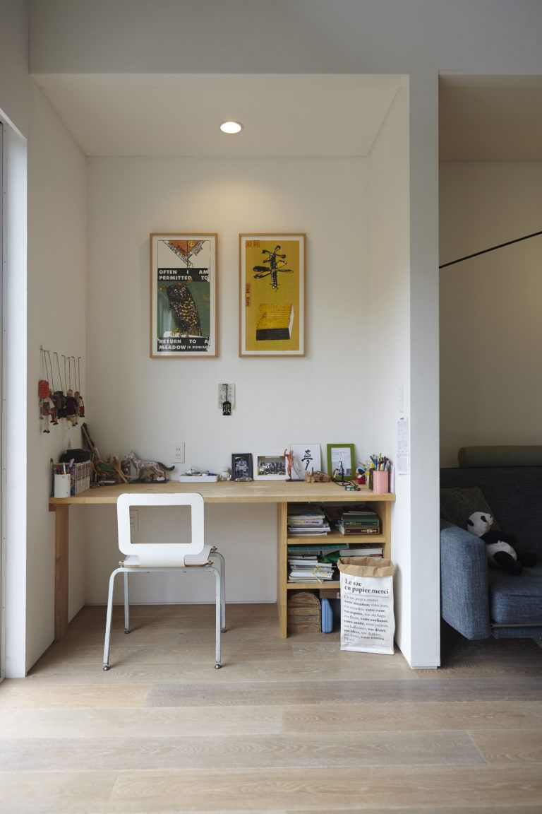 A House In The Japanese Countryside The Desk Japanese