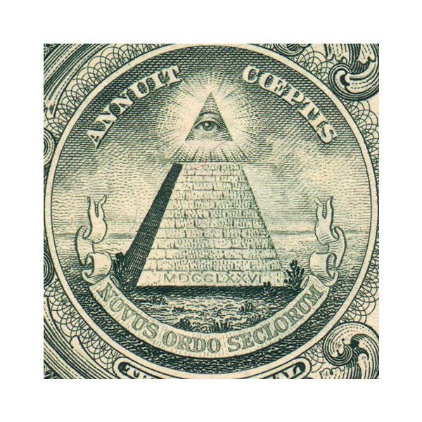 What Do The Latin Words On The Us Dollar Bill Mean Literature