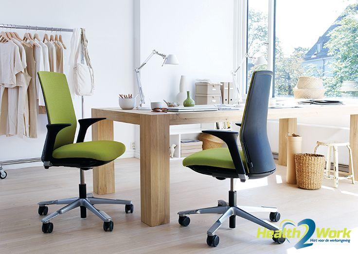 Hag futu ergonomische bureaustoel ergonomisch zitten pinterest