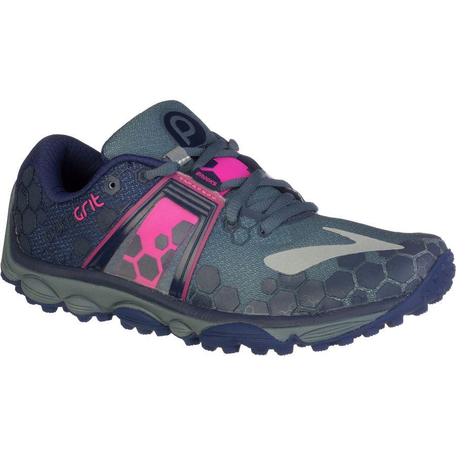029cf96a7b6 Brooks PureGrit 4 Trail Running Shoe - Women s China Blue Blueprint Pink Glo