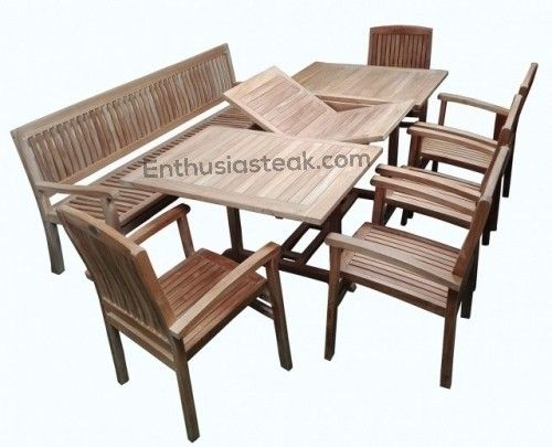 Indonesian Teak Garden Furniture Jepara oleh enthusiasteak ...