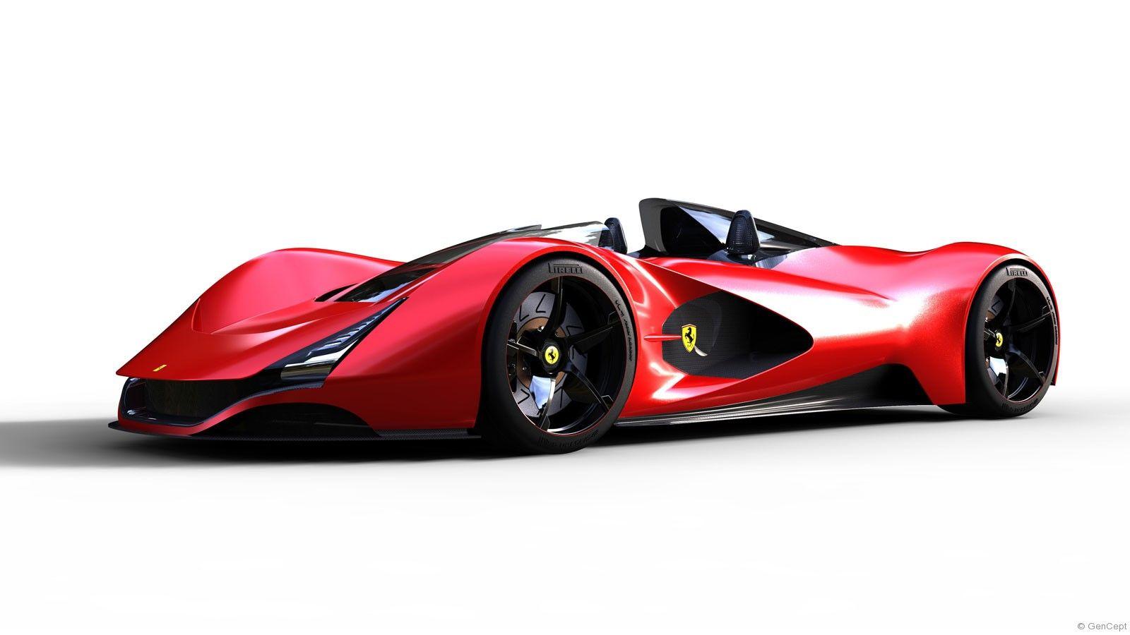 Automobile Photography Week Super Cars New Ferrari Futuristic Cars