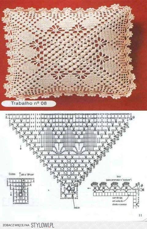 Stylowi.pl - Odkrywaj, kolekcjonuj, kupuj | mis crochet | Pinterest ...