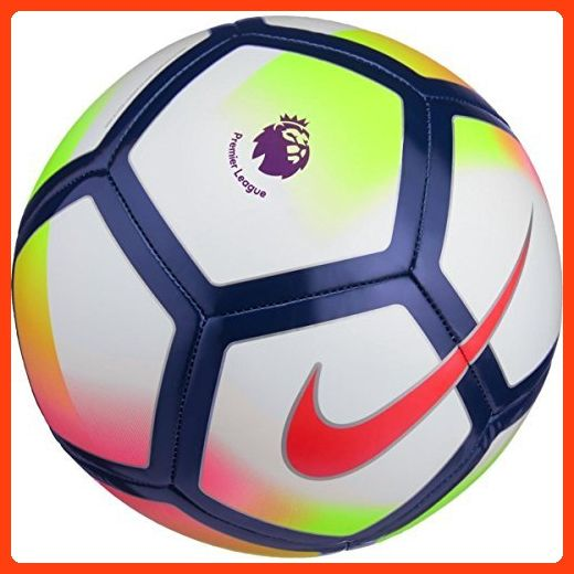 Nike Premier League Epl Pitch Soccer Ball Size 3 Soccer Ball Premier League Football Soccer