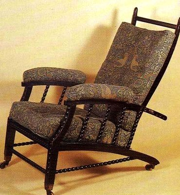 Superbe William Morris Chair