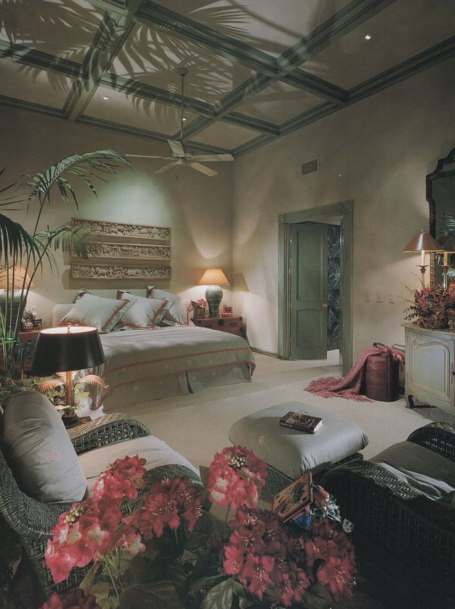 From Showcase Of Interior Design Pacific Edition 1992 Vintage
