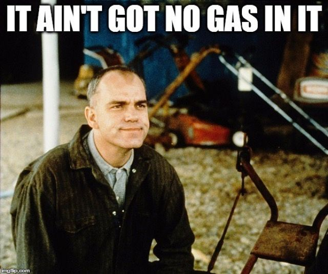 Pin by Marsha Meadows on Funny   Sling blade, Hooray for ...