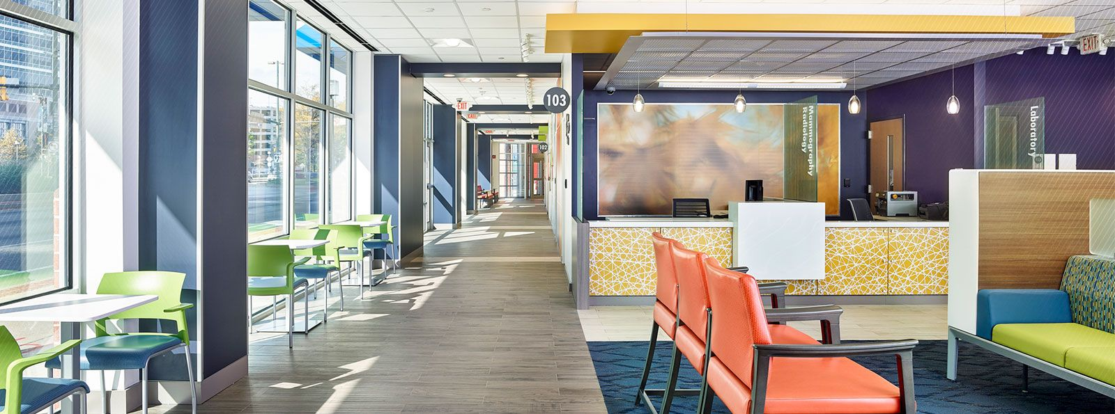 Harbor Medical Office Building | Array Architects