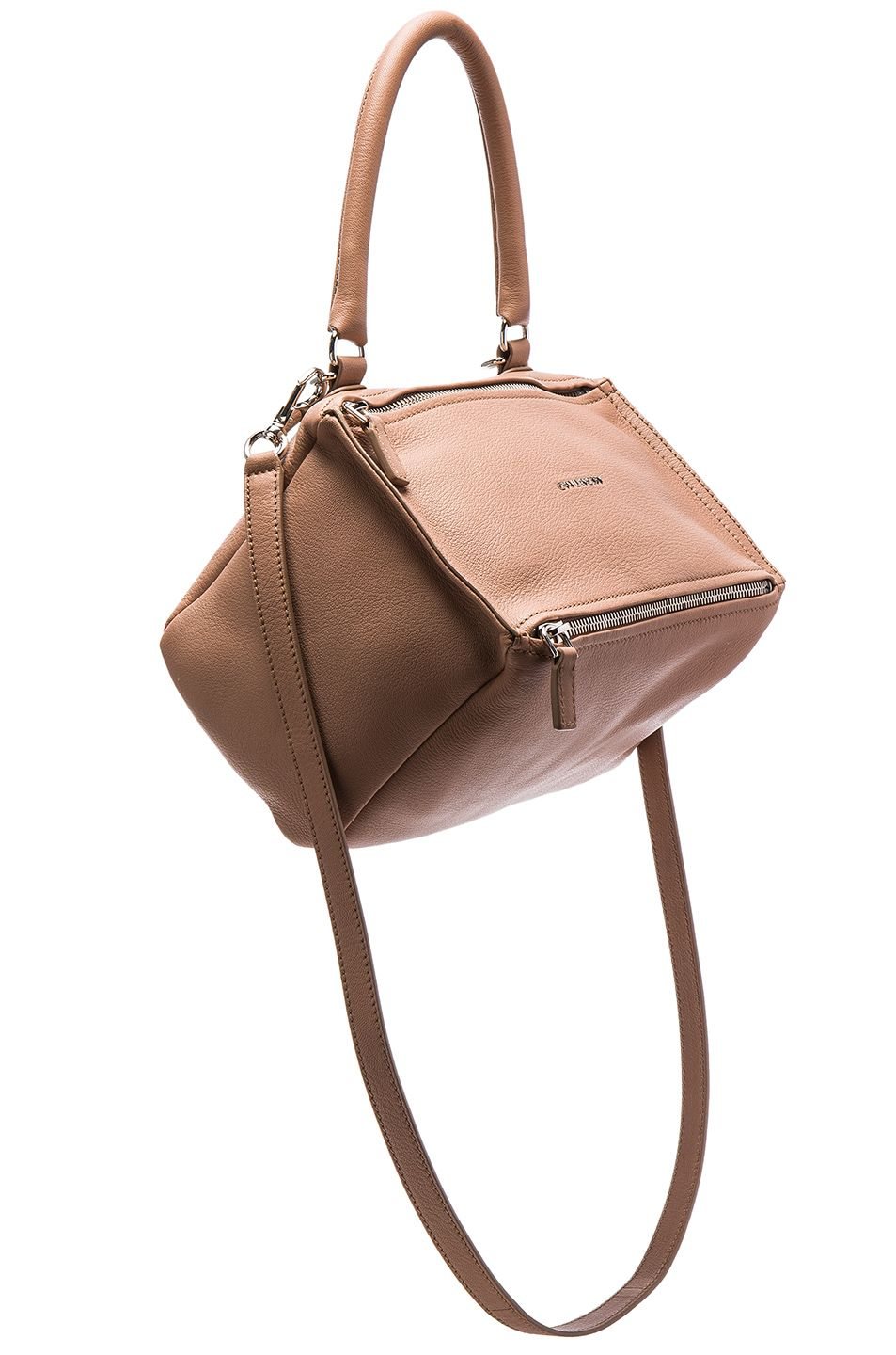 bf85ead552 GIVENCHY Pandora Small Bag.  givenchy  bags  shoulder bags  hand bags   canvas  leather  lining