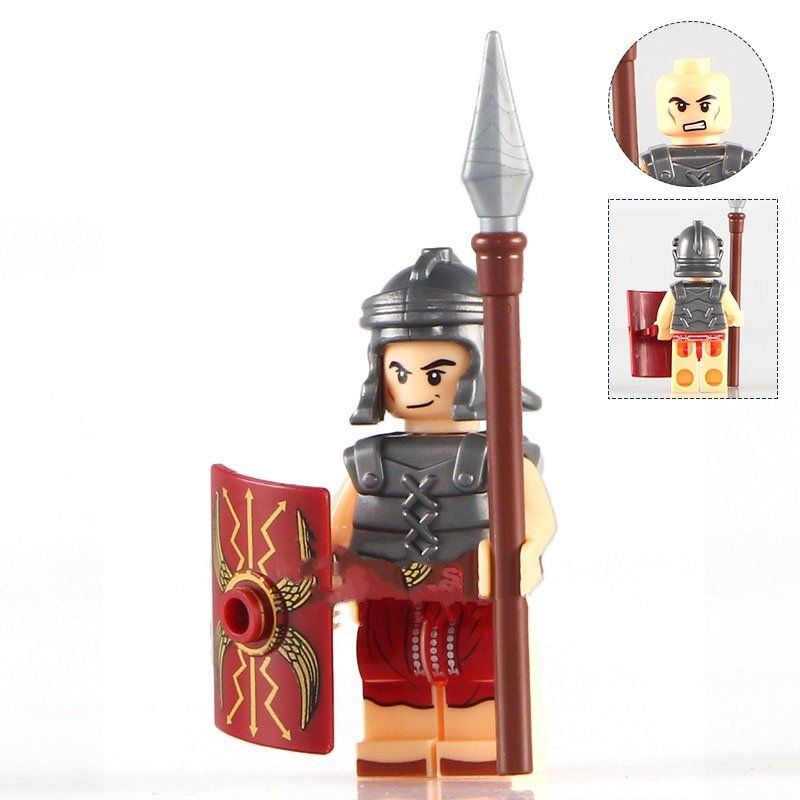 Medieval Castle Knight Set Super Hero Lego Minifigure Compatible